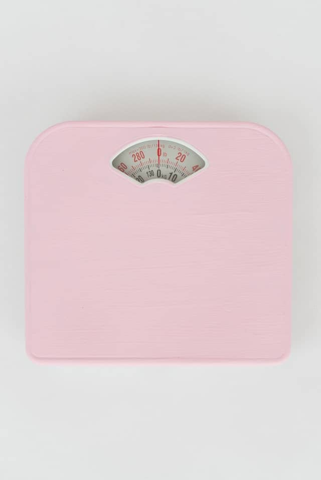 Unsuccessful Weight Loss on the Scale